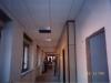 Dopo il ns. intervento con abbassamento in pannelli di fibra minerale, pareti attrezzate con inserimento armadi